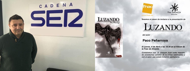 Luzando la novela de Paco Penarroya