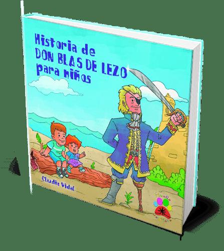 Historia de don blas de Lezo