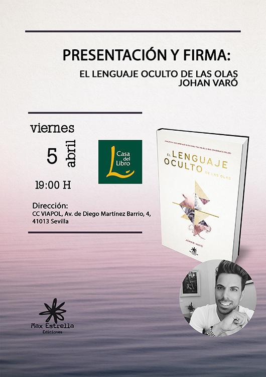 presentacion casa del libro Viapol 5 abril 2019