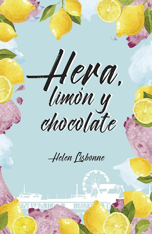 Hera, limón y chocolate