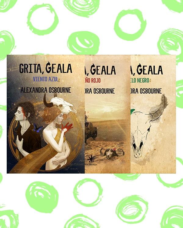 Trilogía Grita Geala