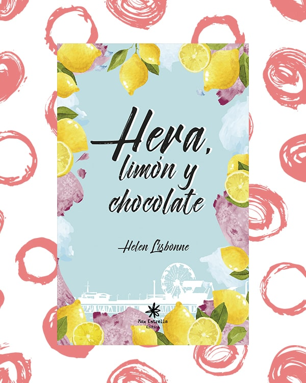 Hera, limón y chocolate