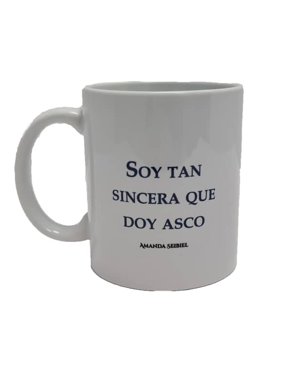 taza soy tan...